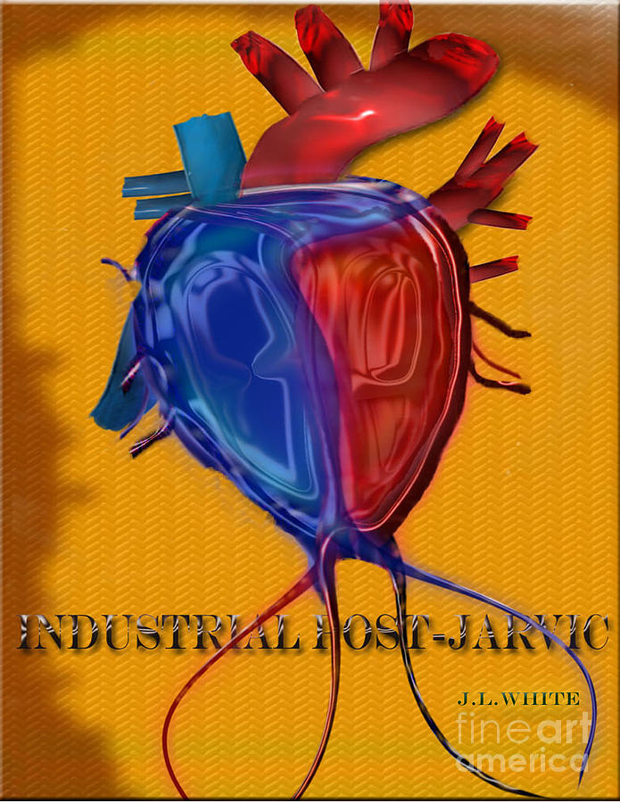 Heart Digital Art - To Beat Or Not To Beat by Jerry White
