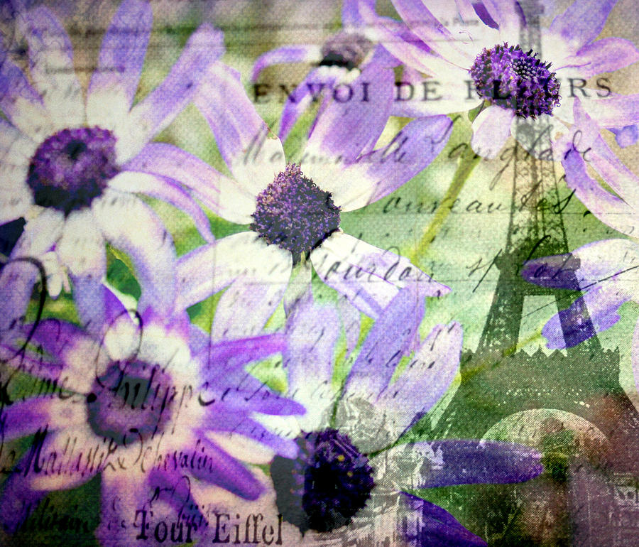 To Paris With Love Photograph