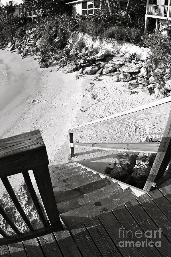 Beach Photograph - To The Beach by Alex Garcia