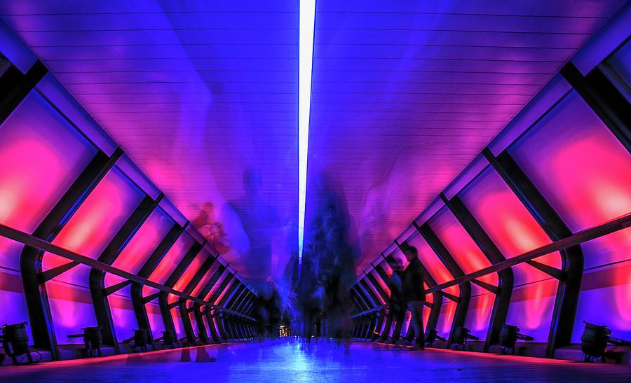 To The Bridge Photograph