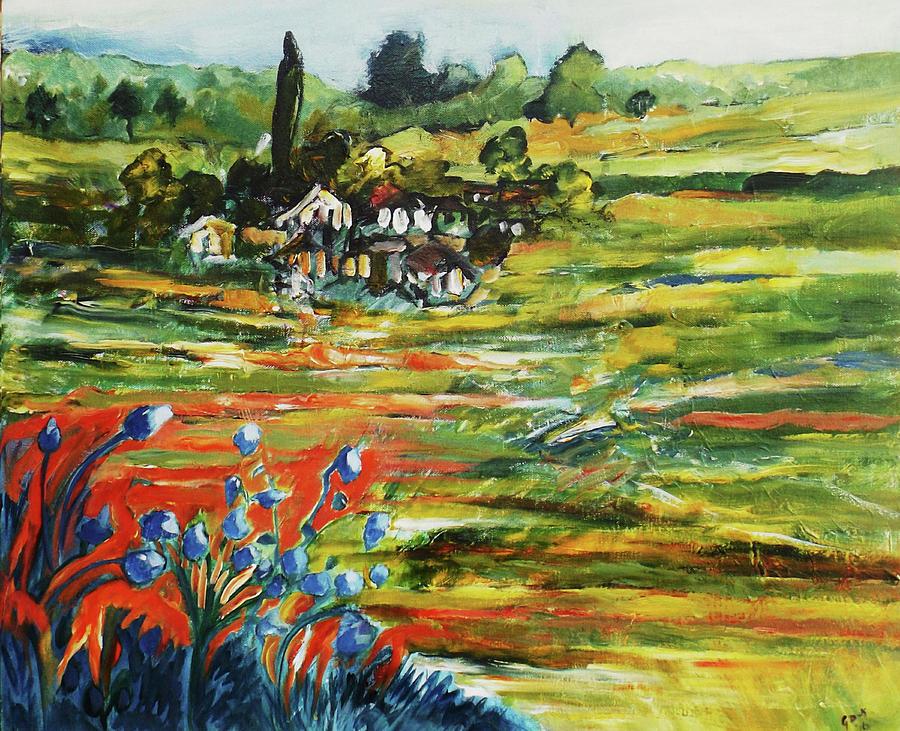 To the Country Born by Gloria Dietz-Kiebron