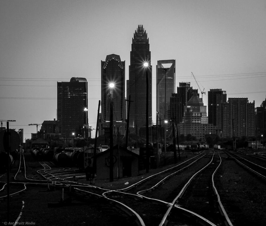 To The Queen City by Ant Pruitt