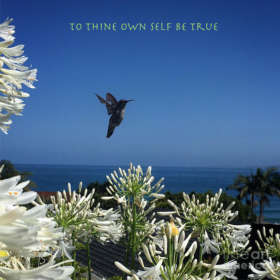 To Thine Own Self Be True by Eric Suchman