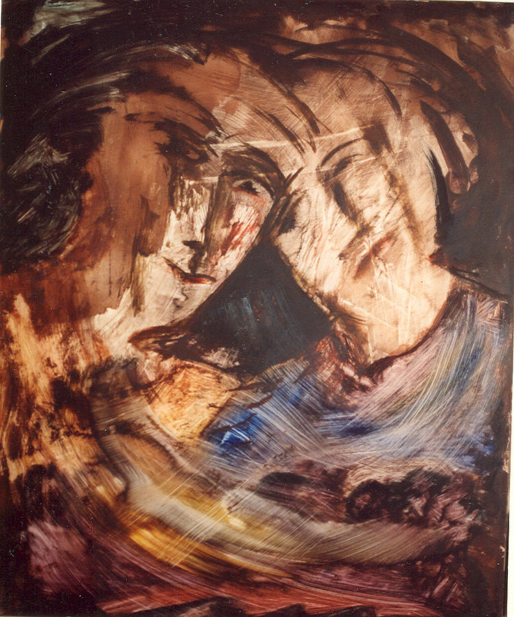 together by Rezvan Kani