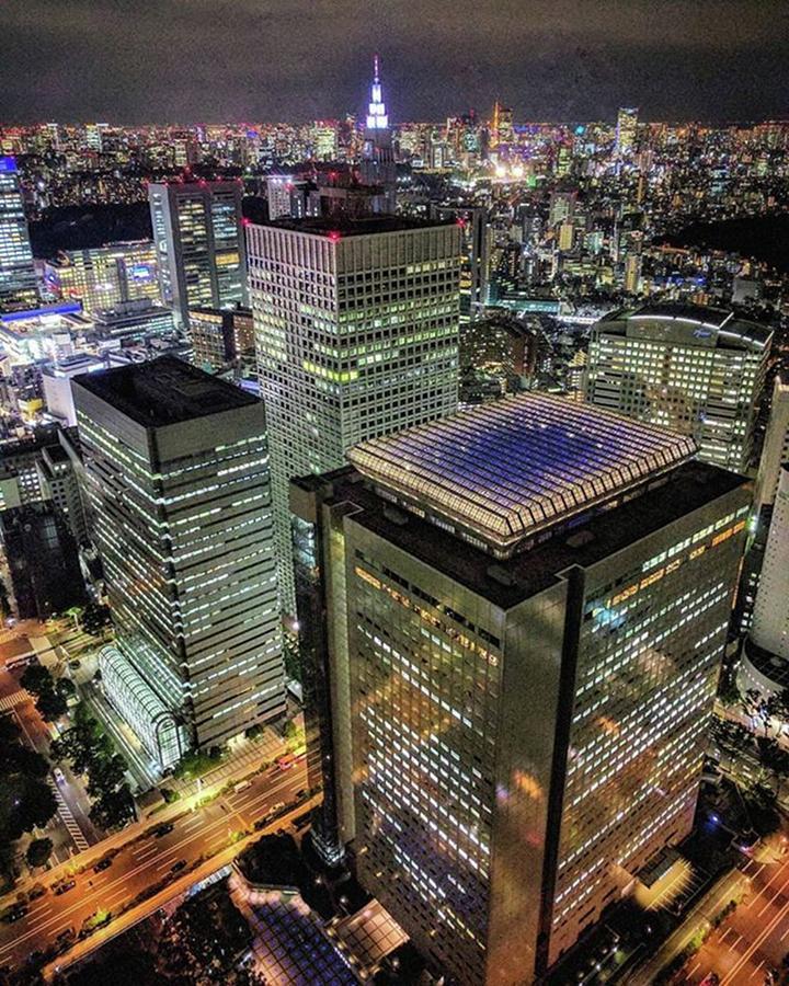 Japan Photograph - Tokyo Metropolitan Government by Craig Szymanski