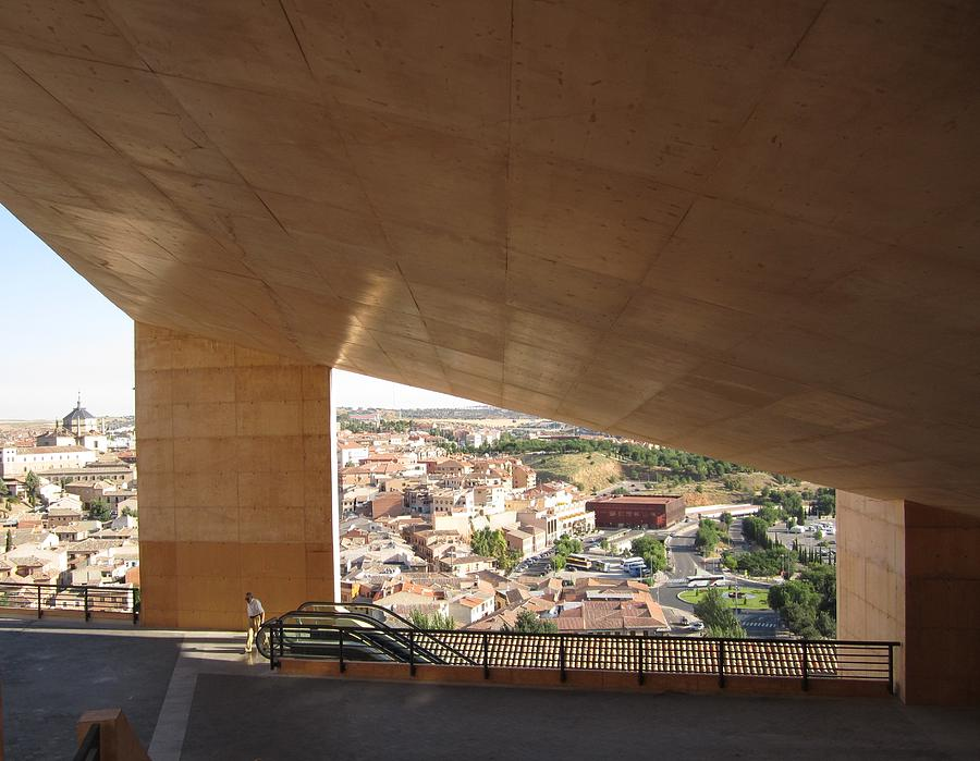 Toledo Photograph - Toledo Architecture by John Shiron