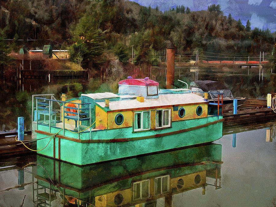 Toledo Showboat by Thom Zehrfeld