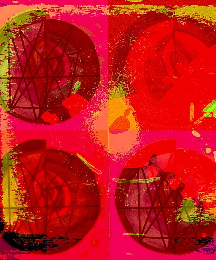Love Digital Art - Tombola De Amor. by Mildred Ann Utroska        Mauk