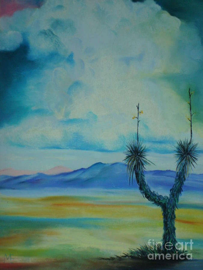 Arizona Pastel - Tombstone by Melinda Etzold