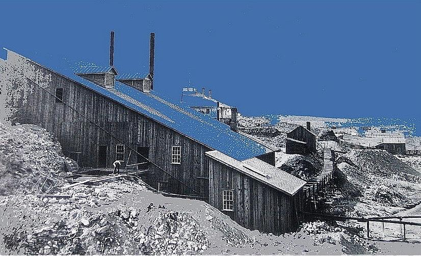 Tombstone Mine And Milling Company Unknown Date - 2013 Photograph by David Lee Guss