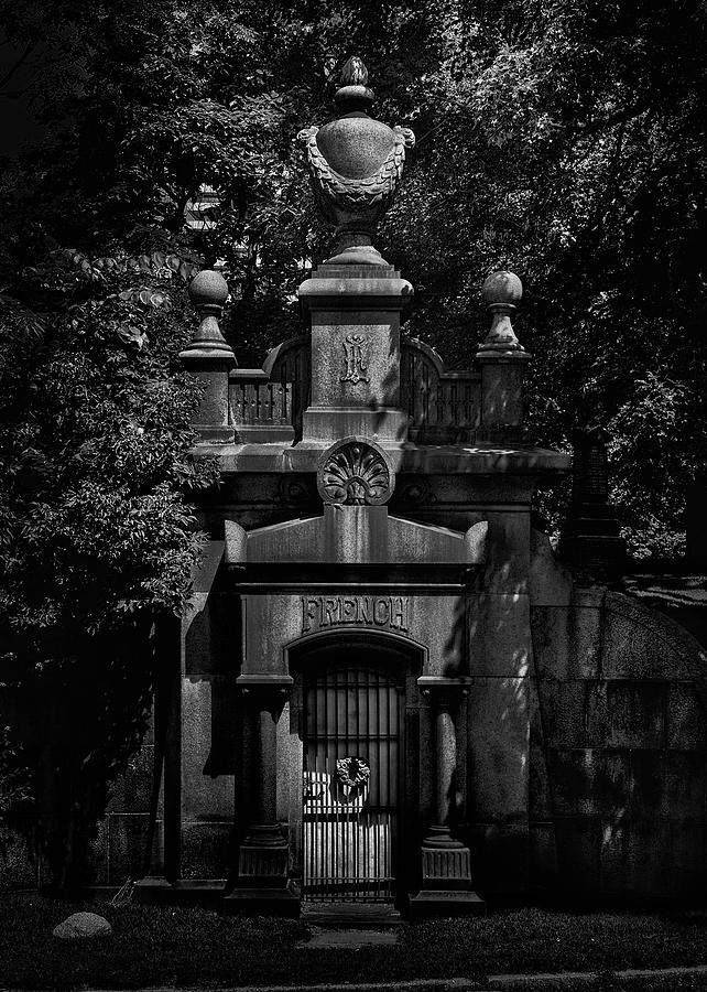 Tombstone Shadow No 28 Photograph