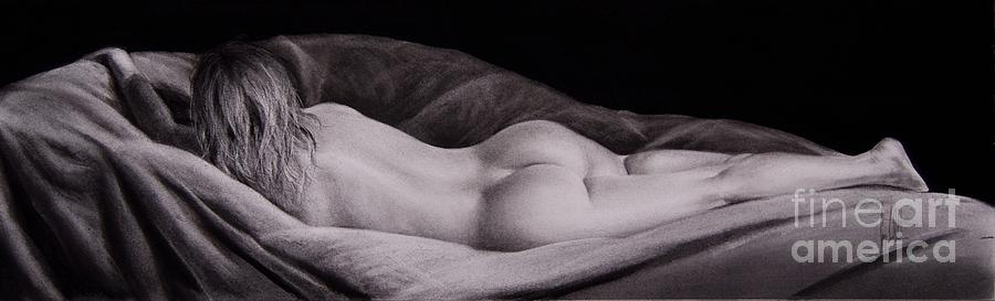 Nudes Painting - Toned by Gary Leathendale