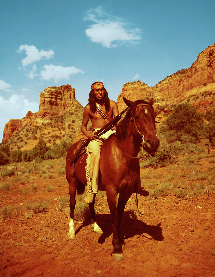 Arizona Photograph - Tonto Color by Bob Bradshaw