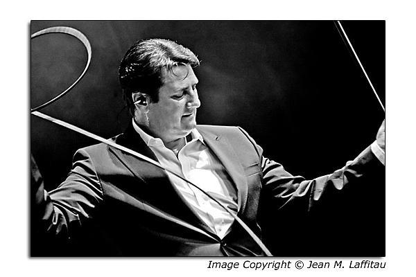 Tony Hadley Photograph by Jean M Laffitau