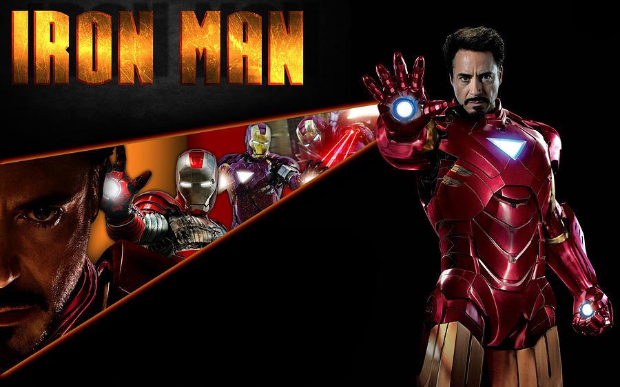 Tony Stark - Iron Man 3-77 by Jovemini ART