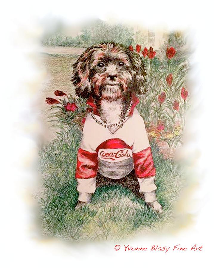 Too Doggone Cute by Yvonne Blasy