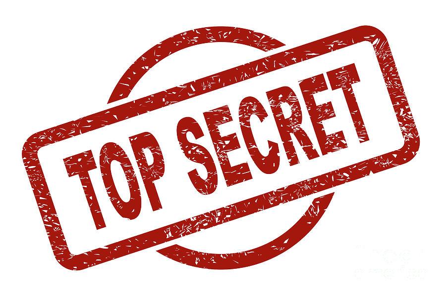 Top Secret Digital Art