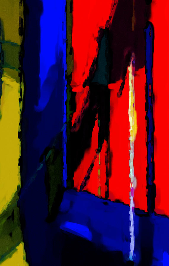 Torment Digital Art - Torment by Richard Rizzo