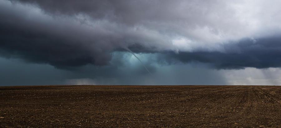 Tornado Photograph - Tornado by Aaron J Groen