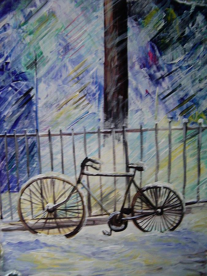 Tornero Painting by Amalia Passaro