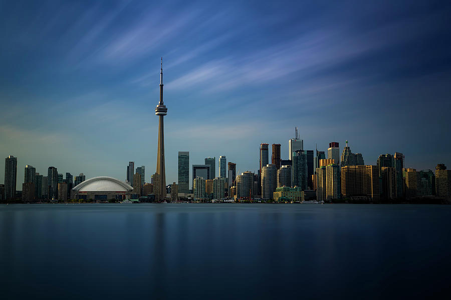 Toronto Cityscape by Ian Good