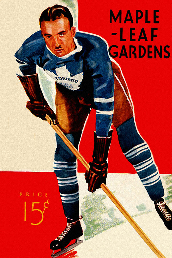 info for 91691 bb181 Toronto Maple Leafs 1920's Vintage Program