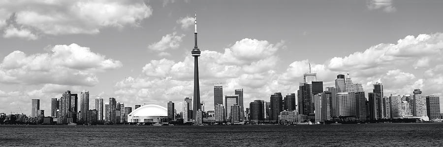 Toronto Skyline Photograph - Toronto Skyline 11 by Andrew Fare