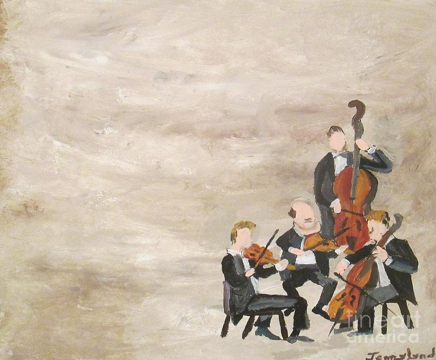 Toronto String Quartet by Jennylynd James