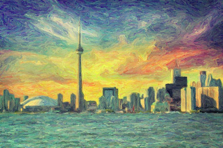 Toronto Painting