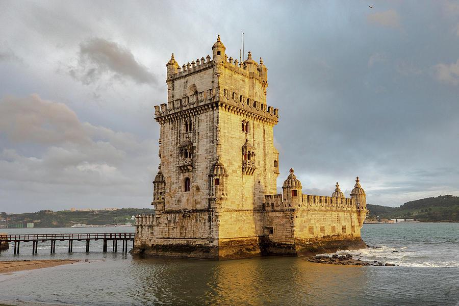 Torre De Belem Photograph