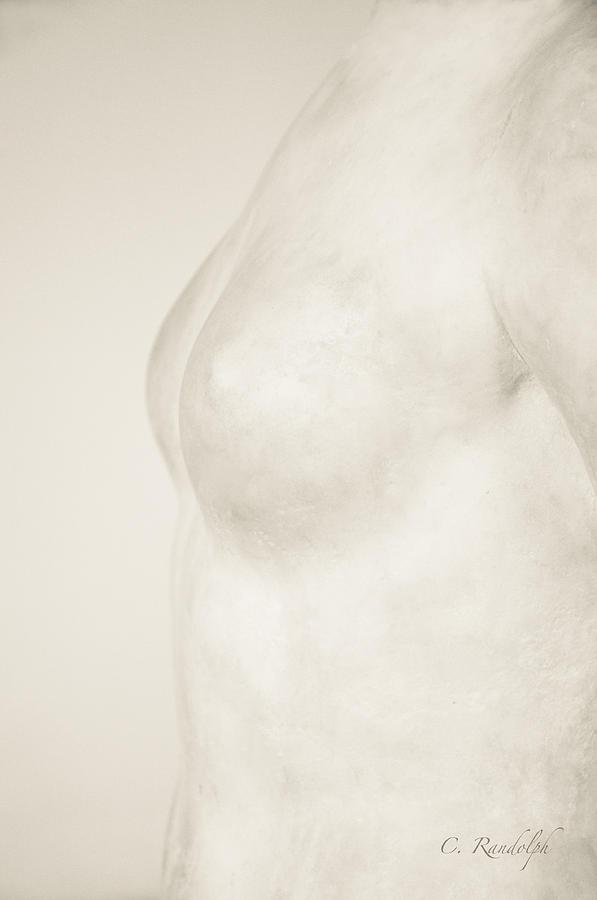 Nude Photograph - Torso Suggested by Cheri Randolph