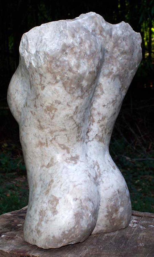 Torso Sculpture by T Ezell