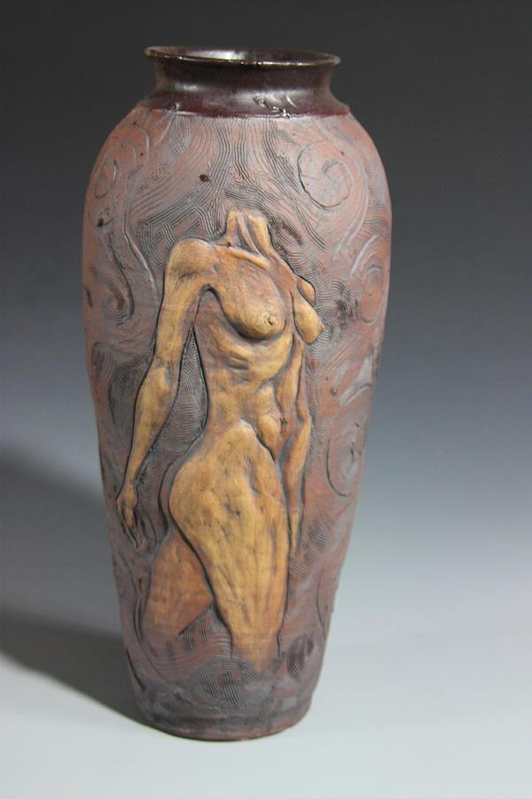 Male Nude Sculpture - Torsos  by Dan Earle
