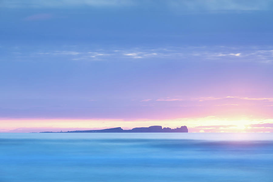Dunfanaghy Photograph - Tory Island Sunset by Peter McCabe