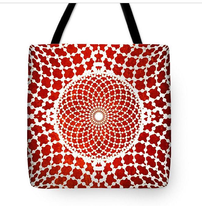 Tote Bag Digital Art - Tote Bag 102 by Irina Effa