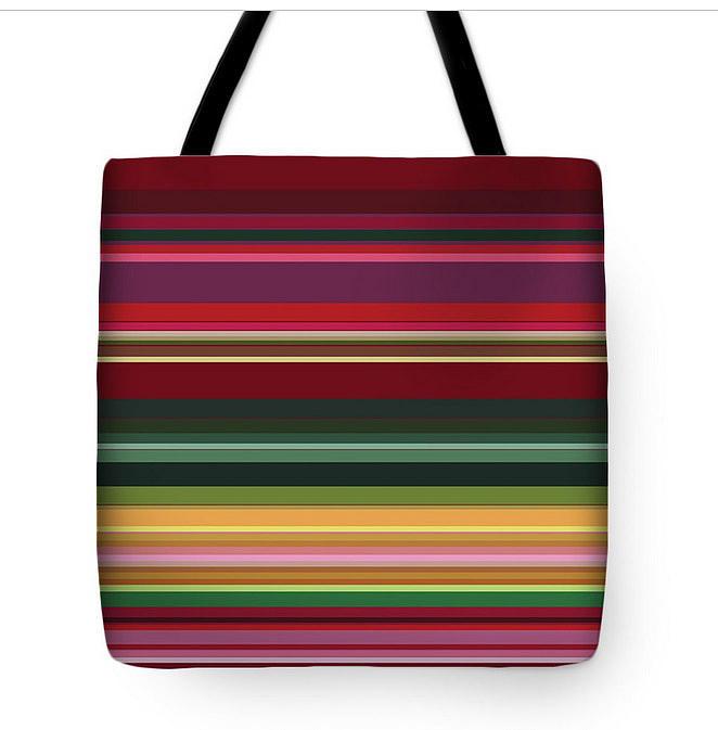 Tote Bag Digital Art - Tote Bag 106 by Irina Effa