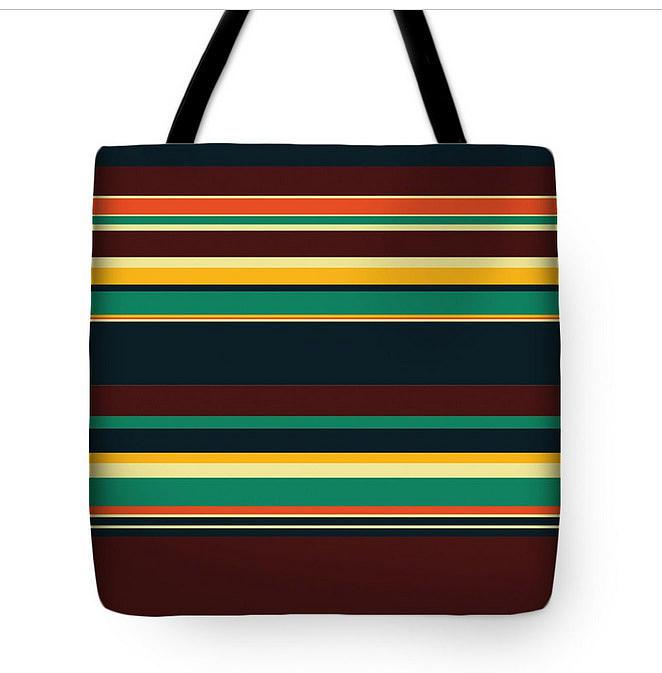 Tote Bag Digital Art - Tote Bag 110 by Irina Effa