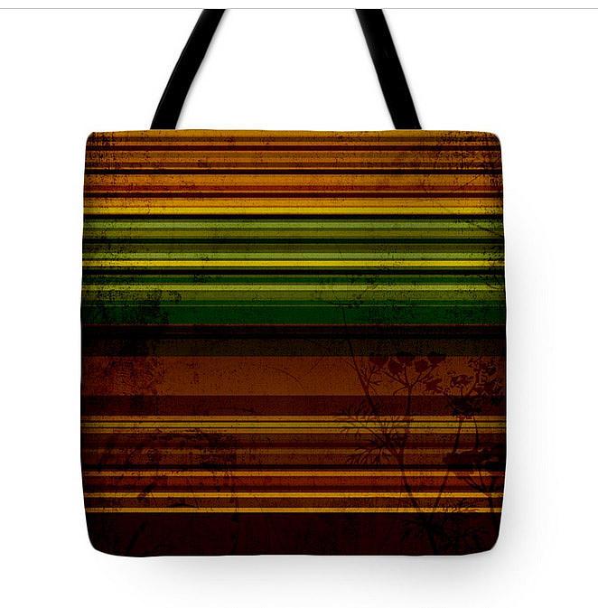 Tote Bag Digital Art - Tote Bag 111 by Irina Effa