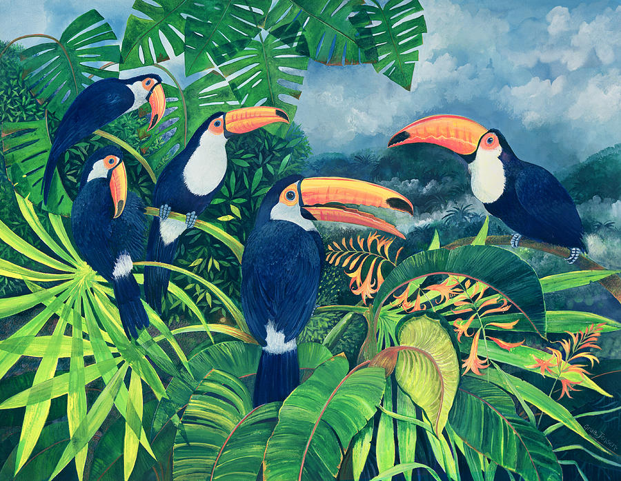famous artists paintings of animals
