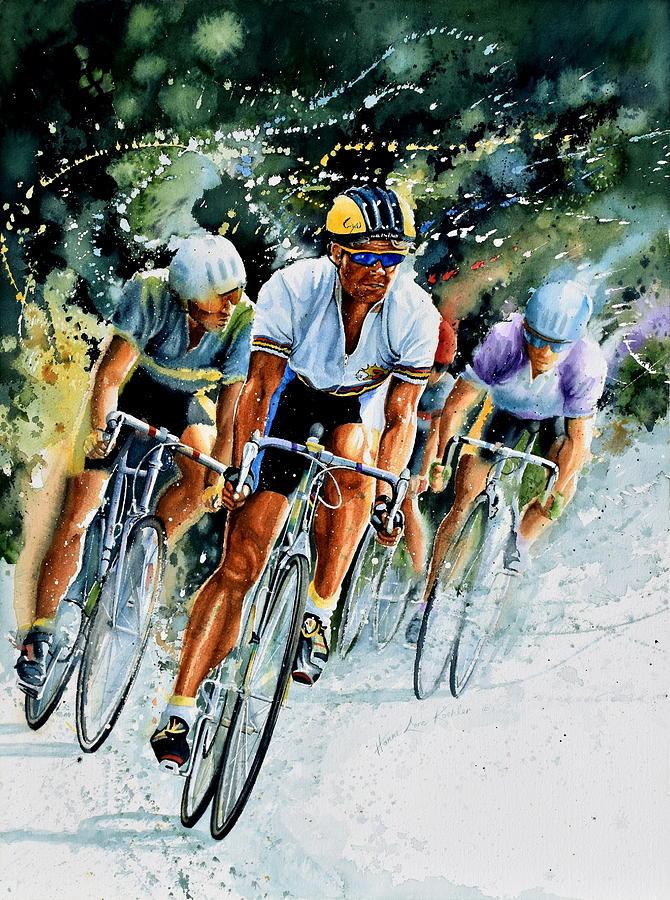 Tour De Force Painting