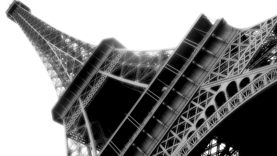 Tour Eiffel Photograph - Tour  Eiffel by Stephane Ducarrouge