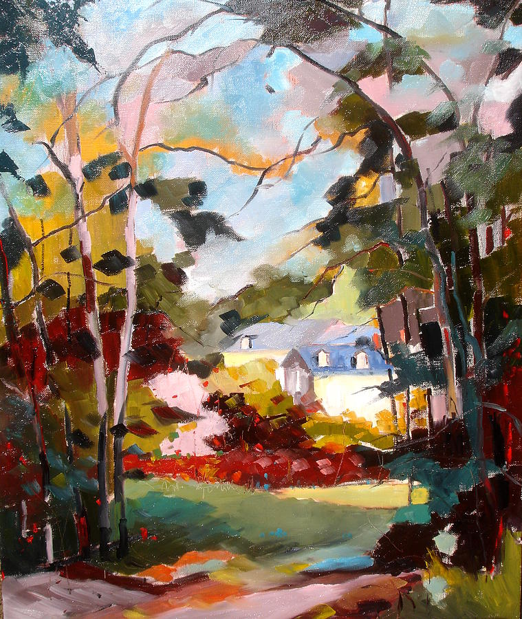 Tourtoirac Painting