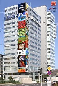 Tower Gallery  2009 Sculpture by Manfred Kielnhofer