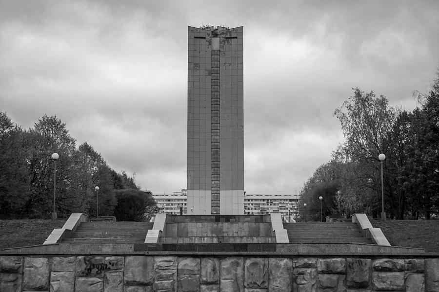 Tower Photograph - Tower by Konstantin Bibikov