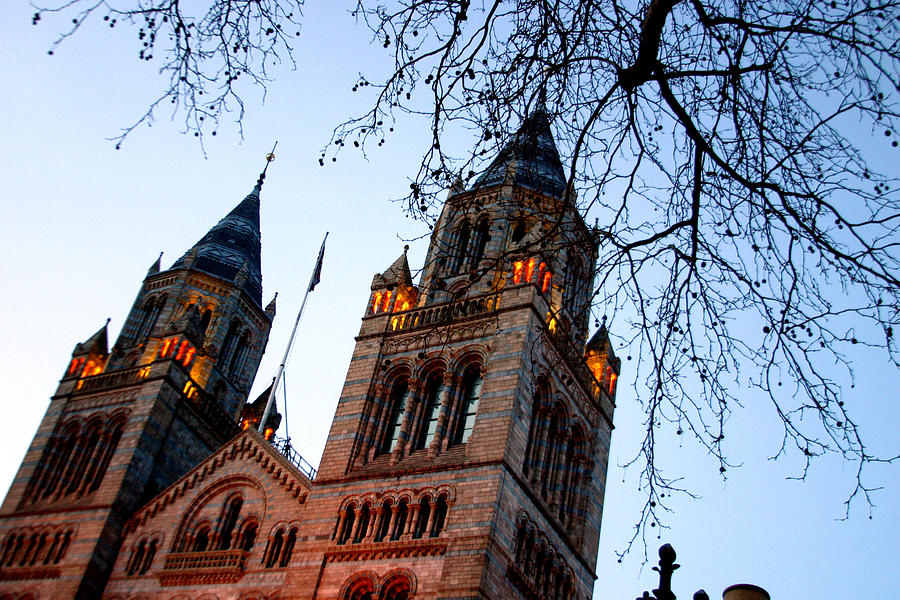 London Photograph - Tower Of History by Jez C Self