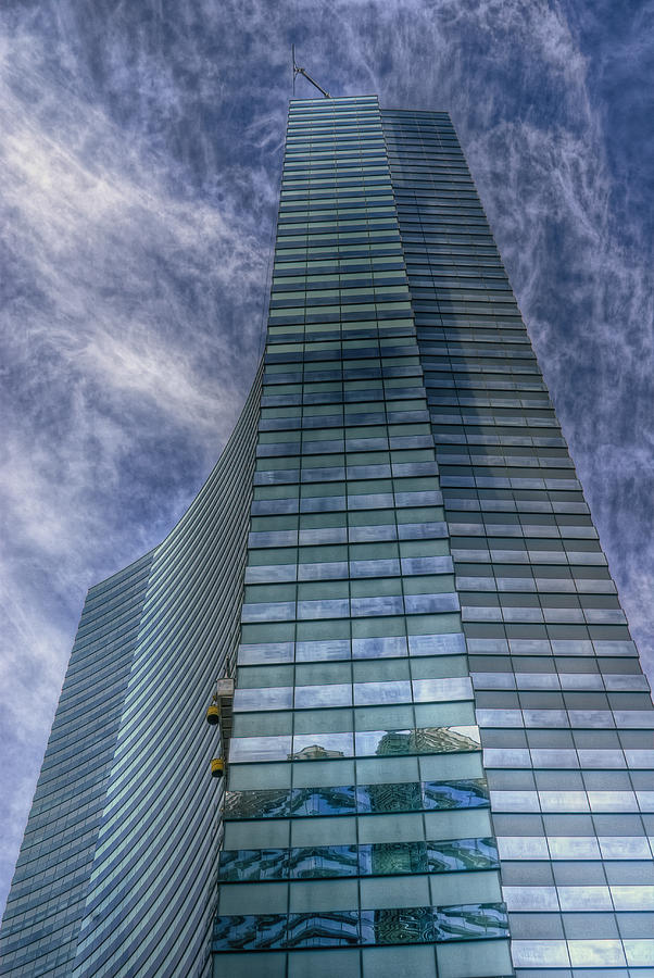 Architecture Photograph - Tower by Stephen Campbell
