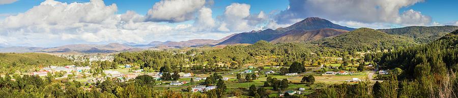 Tasmania Photograph - Town Of Zeehan Australia by Jorgo Photography - Wall Art Gallery