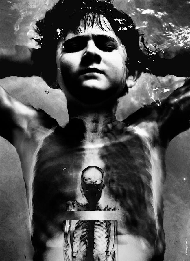 Toxicity Digital Art by Pedro Krum