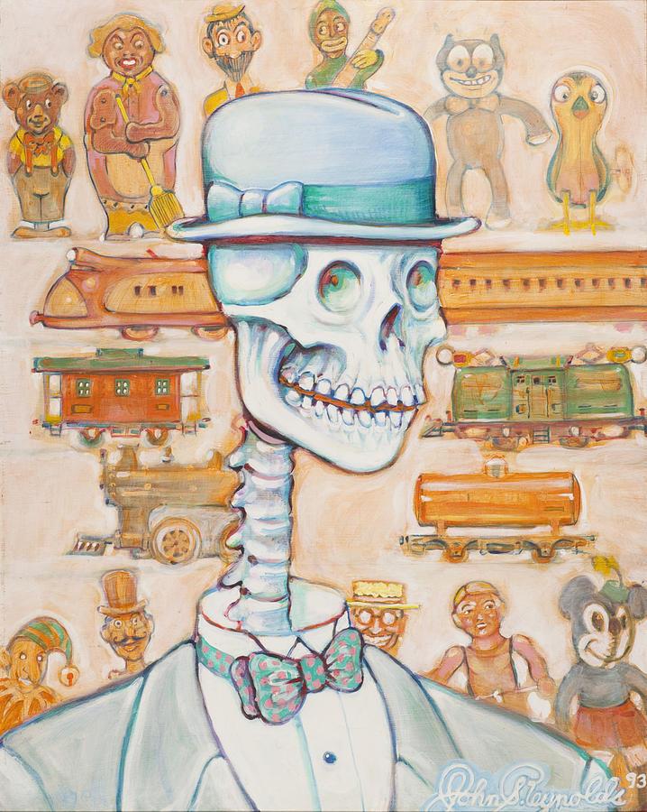 Toy Bones by John Reynolds