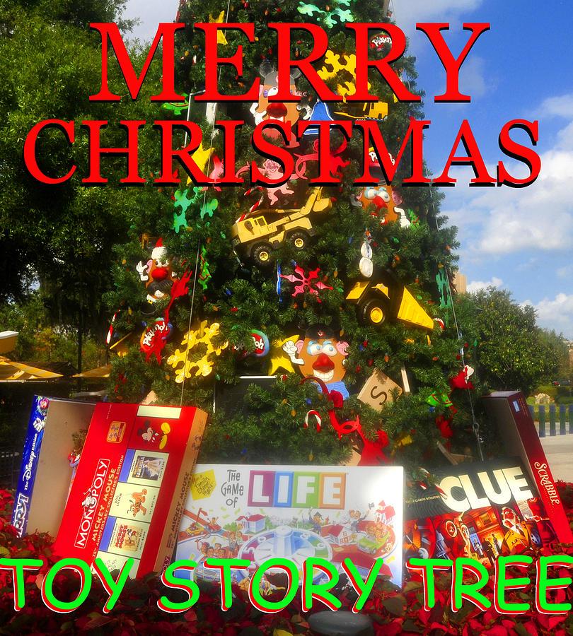 Custom Christmas Cards.Toy Story Christmas Card